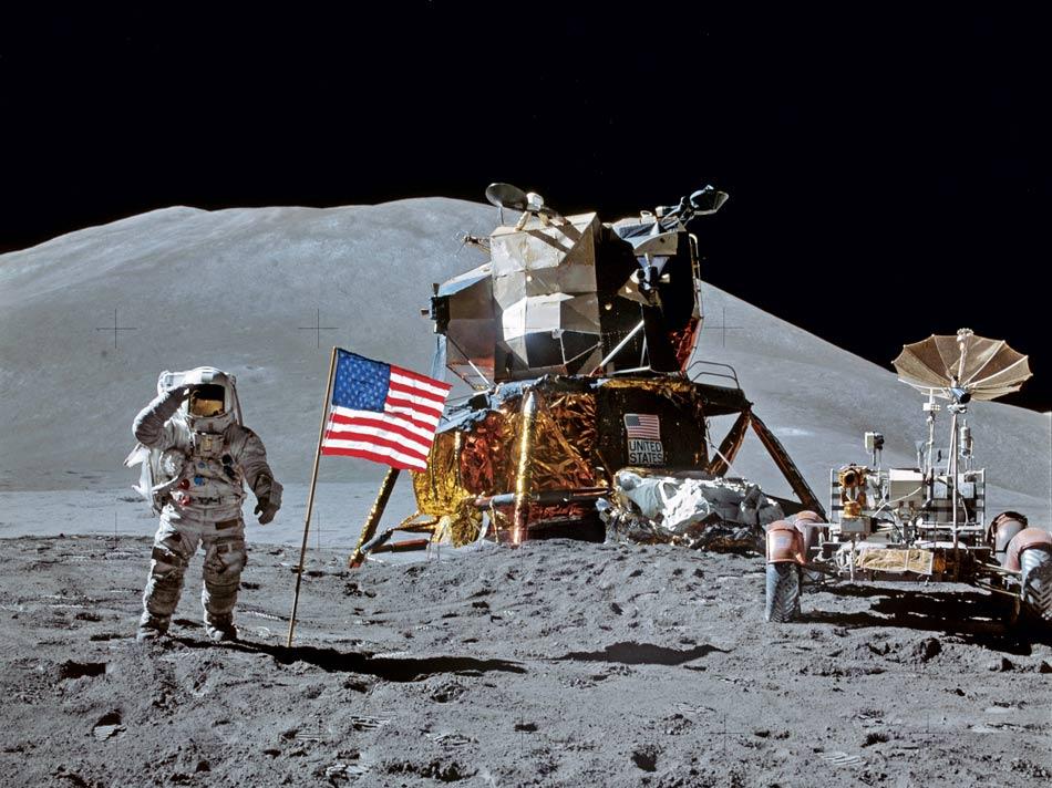 Американская «лунная афера» и новые разоблачения!