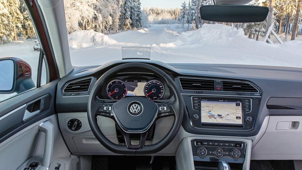 Volkswagen создал новую систему обогрева стекла