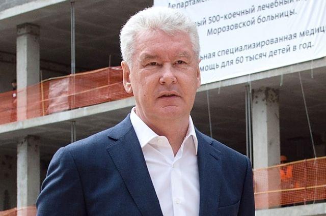 Собянин провел первое заседание штаба программы реновации жилья в Москве