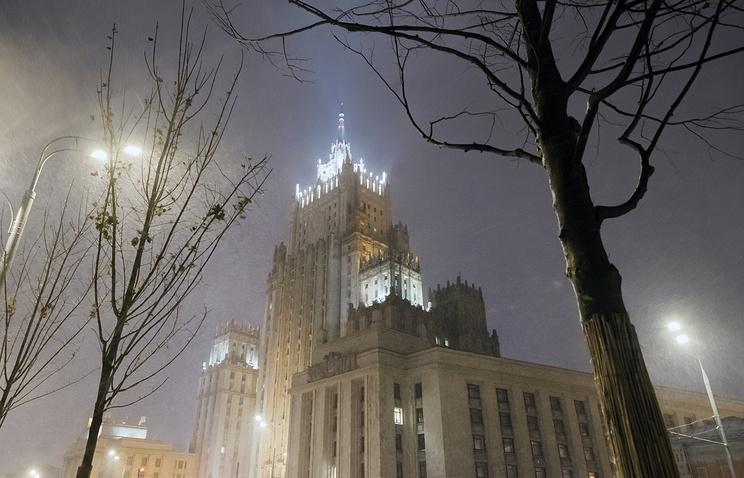 МИД РФ обвинил США и Канаду в поисках предлога для начала поставок летального оружия Киеву
