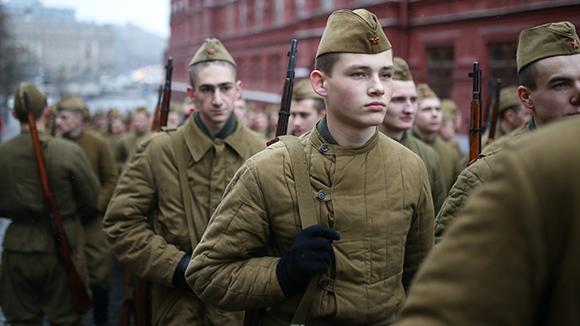 Армия избавляется от ватников