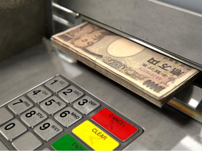 Режим работы банкоматов. | Фото: CheapTickets.
