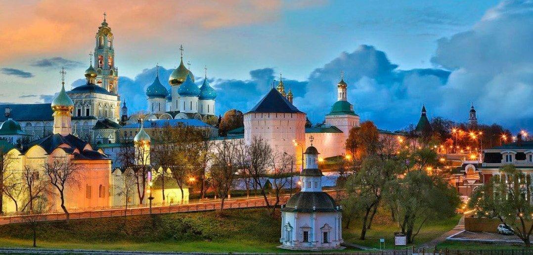 Русские святыни. География, описание, интересные факты.