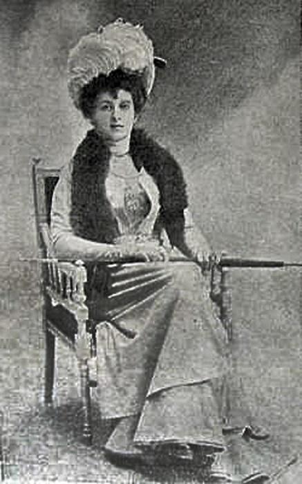 Мария Тарновская - кровожадная графиня.