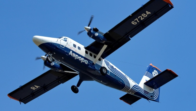 В Приморье будет поставлен самолет DHC-6