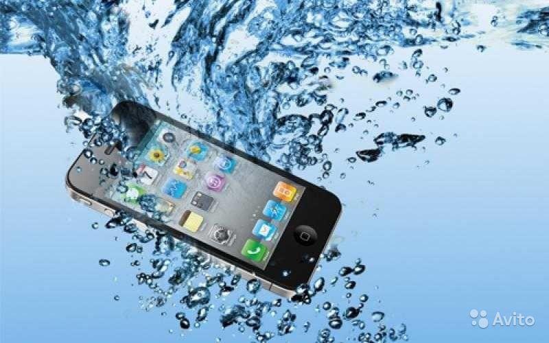 Как спасти утопленный телефон! В чем опасность бесплатных сим-карт?