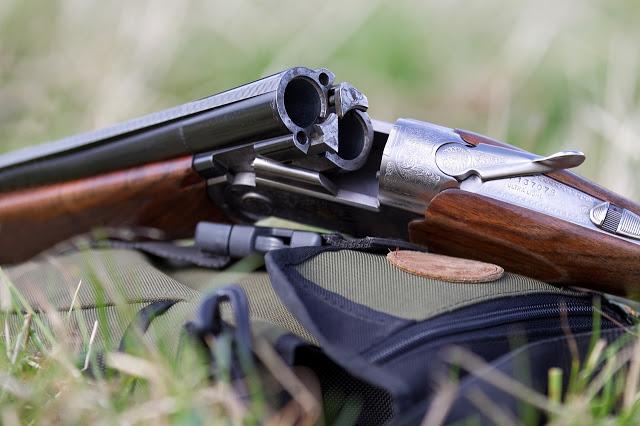 Уход за охотничьим ружьем