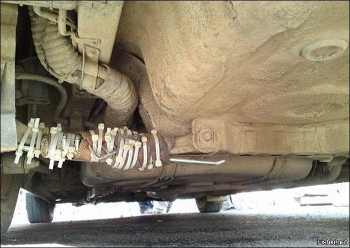 Вот что бывает, когда за дело берётся настоящий автослесарь!