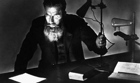 Вильгельм Рентген сделал потрясающее открытие