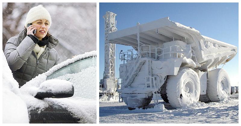 Советы сибиряков: как выжить в мороз на зимней трассе