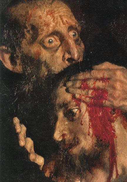 Как погиб сын Ивана Грозного