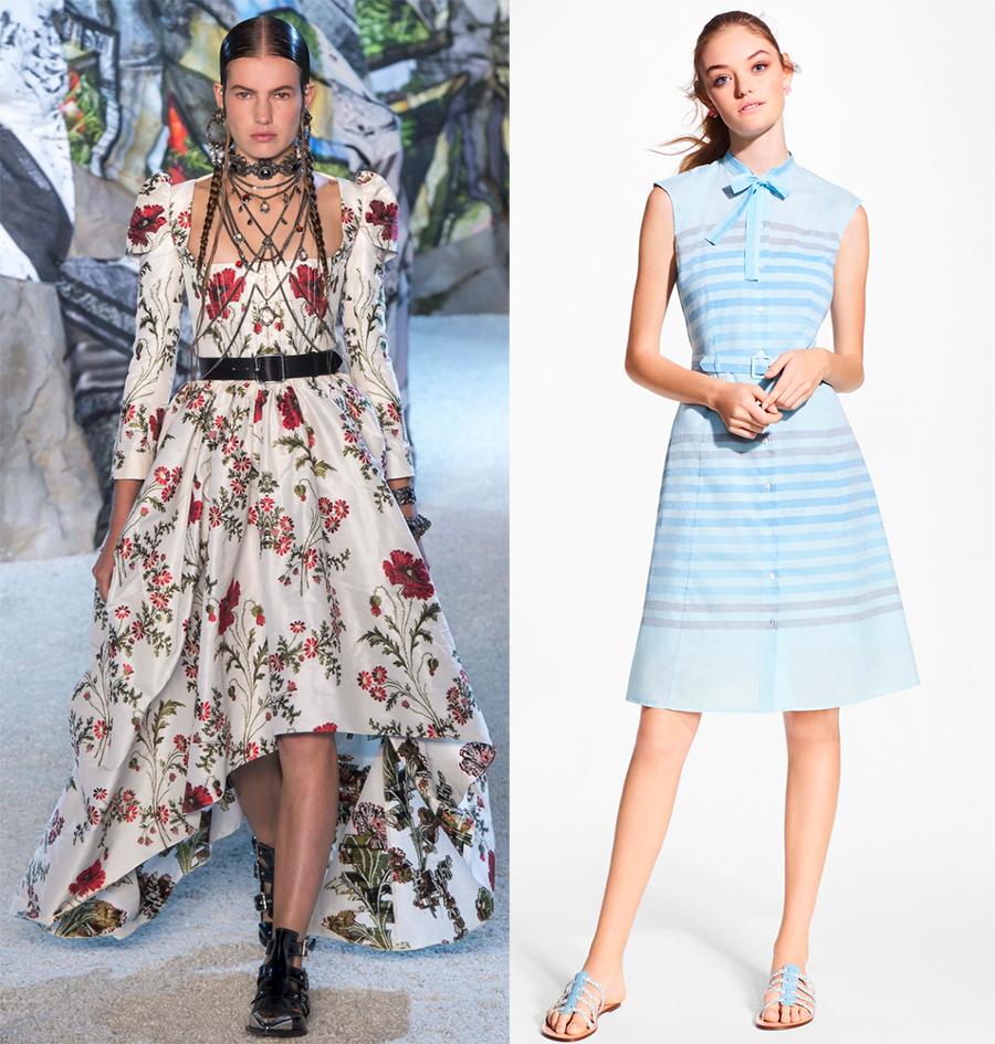 Скромные платья для девушек