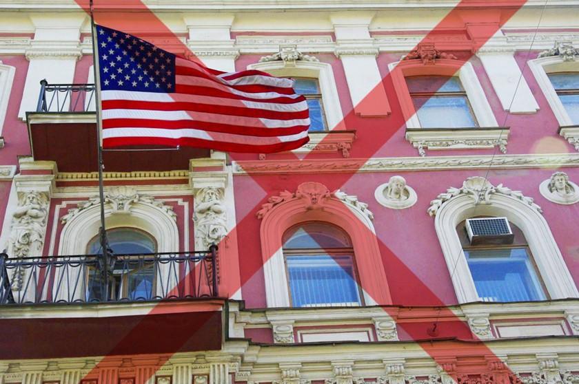 Лавров показал американским дипломатам на выход: гоу хоум, янки!