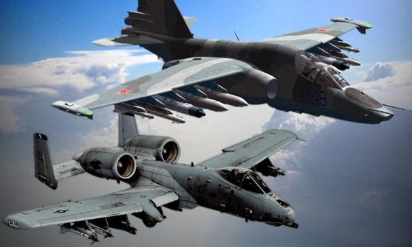 Американские самолёты пытались мешать уничтожению террористов вСирии