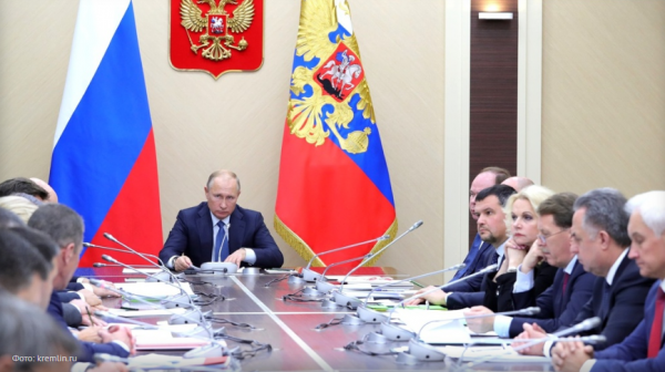 Путин поручил сотрудникам ро…