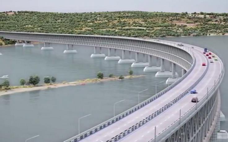 Компания Ротенберга дала согласие построить железнодорожный подход кмосту в захваченный Крым
