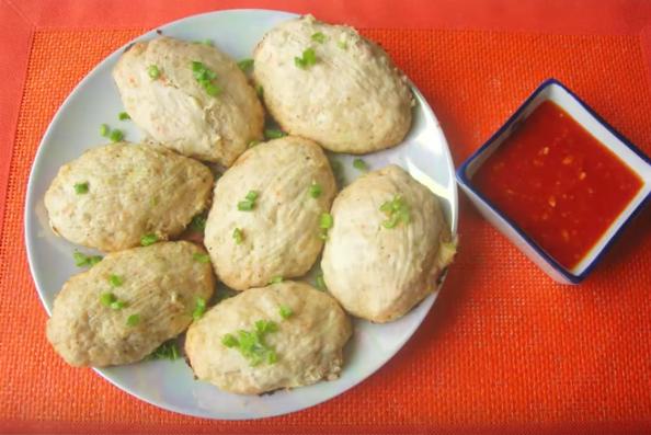 Котлеты с капустой и мясом в духовке рецепт