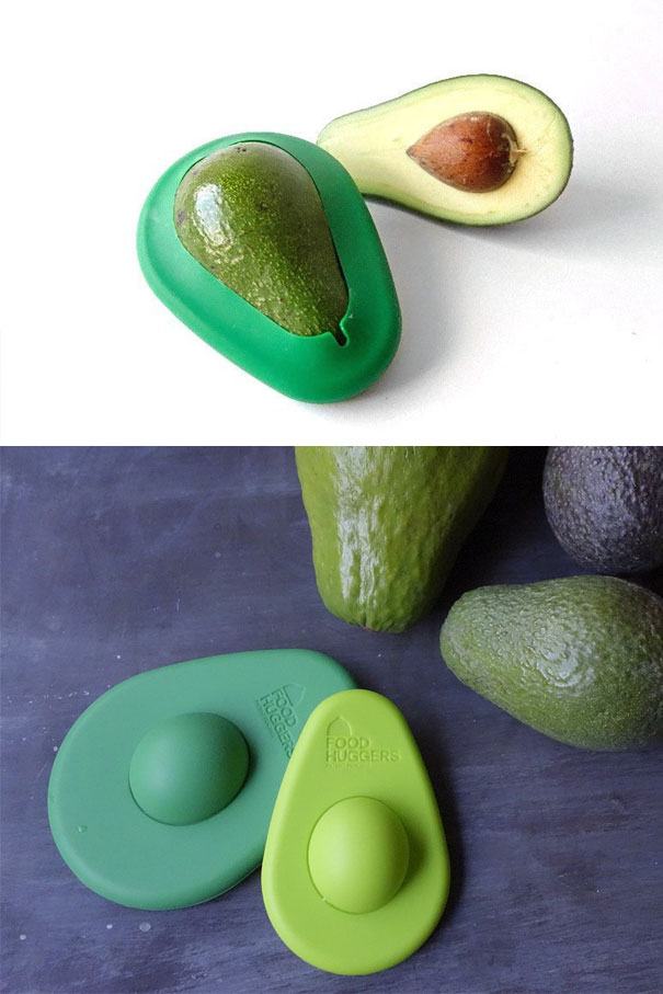 Avocado Huggers To Keep It Fresh