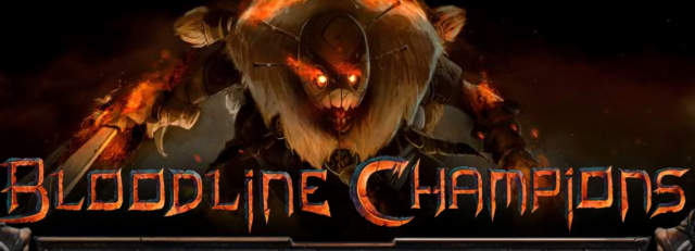 Bloodline Champions - Обгоняя свое время