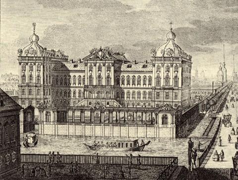 Аничков дворец – символ монаршей любви к России