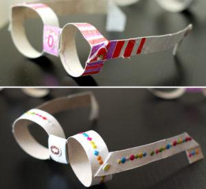 Игрушки из рулонов от туалетной бумаги (3)