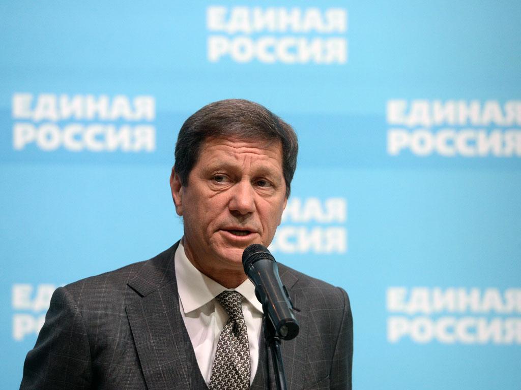 Президент Олимпийского комитета России учит нас стыдится своей страны