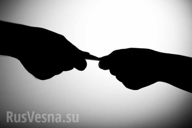 Россия сравнялась по коррупции с США