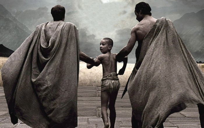 Шокирующие методы воспитания мальчиков в Спарте