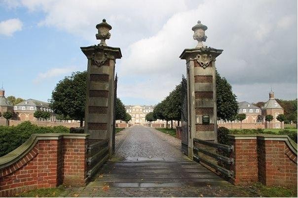 Замок Нордкирхен - вестфальский Версаль