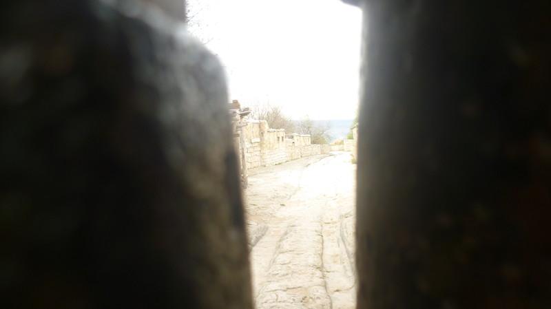 закрыто город Чуфут-Кале, крым, пещерный город, пещерный город Чуфут-Кале
