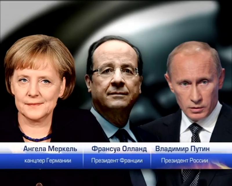 Путин вновь напомнил, что Киеву нужно снять блокаду Донбасса