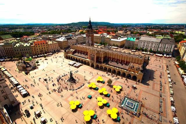 Что посмотреть в Кракове: ТОП-5 достопримечательностей, которые нельзя пропустить