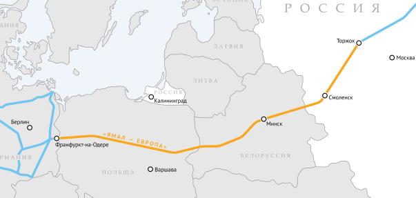 Как Газпром может «наказать» Беларусь