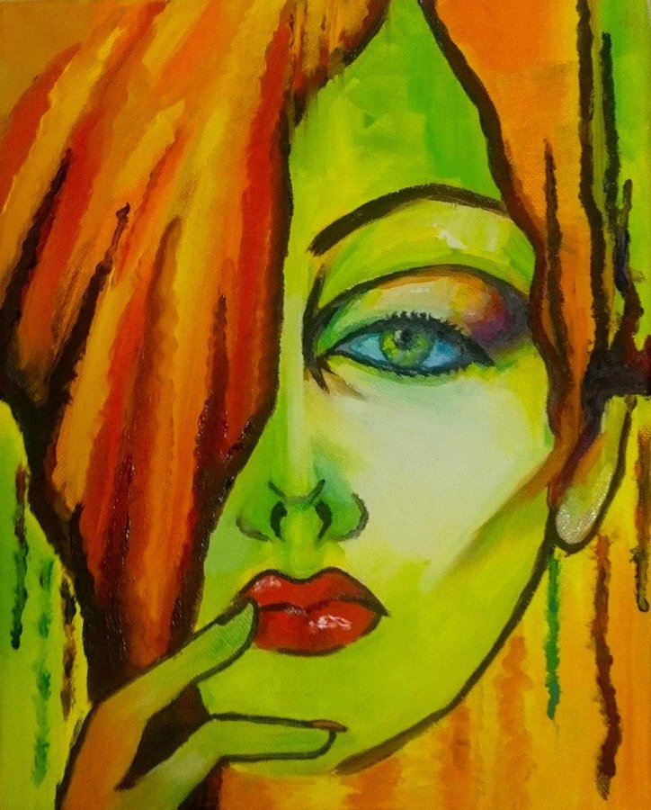 художница