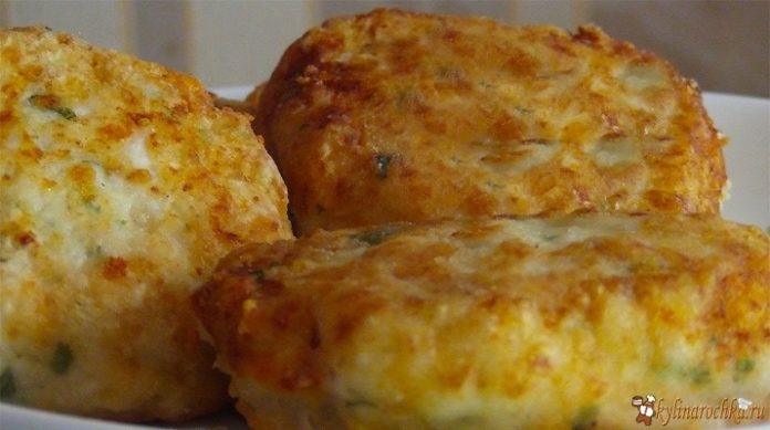 Идеальные куриные котлеты с творогом и сыром