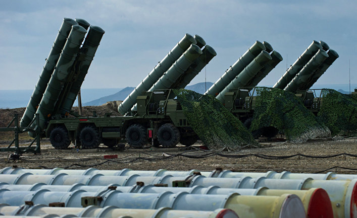 Интерактивная карта ракетных систем показывает, насколько беспорядочной может быть война между НАТО и Россией (The National Interest, США)