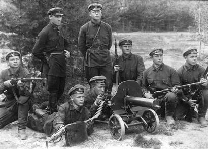 Красные генералы мученики