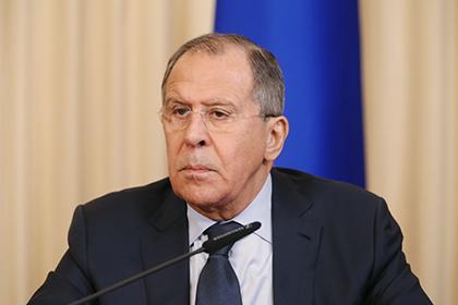 В МИД назвали место возможной встречи Лаврова с новым госсекретарем США