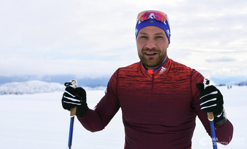 Отстраненный от Олимпиад лыж…