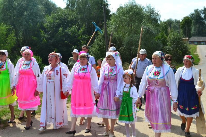 Сценарий для праздника день деревни