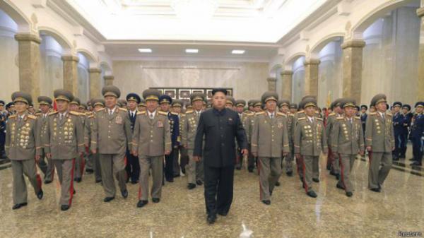 Пхеньян готовит ответный удар для Вашингтона, первой пострадает Южная Корея