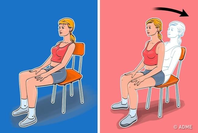 7 упражнений для красивой фигуры, не прибегая к помощи спортзала.