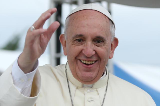 Папа Римский пожертвует 6 млн евро населению востока Украины
