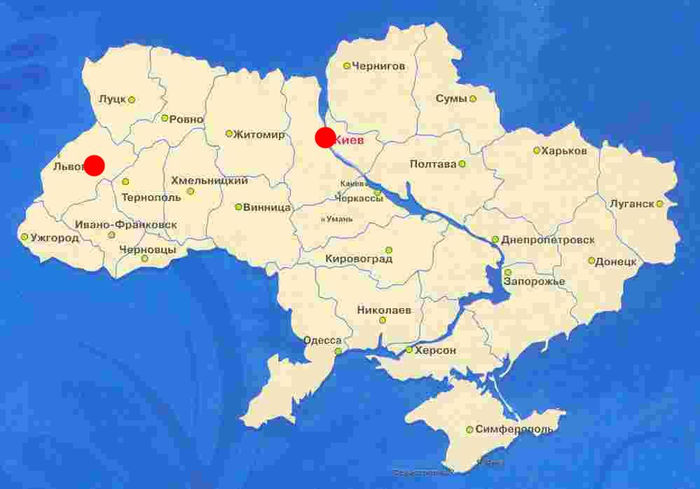Волынь и Галиция - настоящие украинцы или обычные поляки?