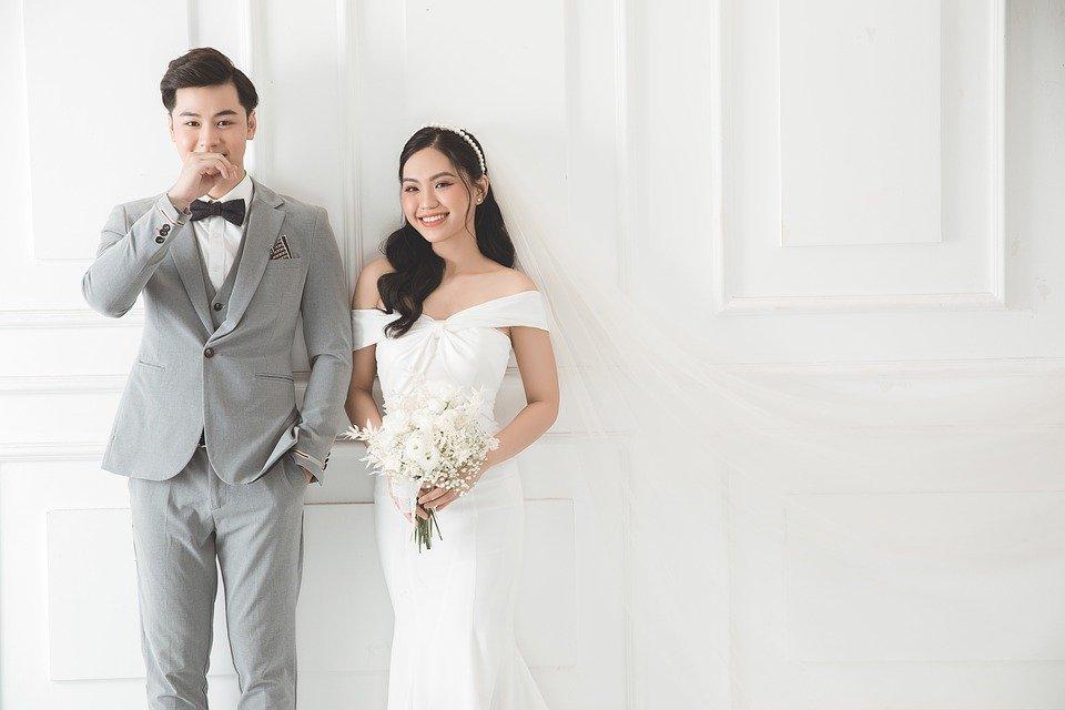Невеста, Жених, Свадьба, Свадебная Фотография
