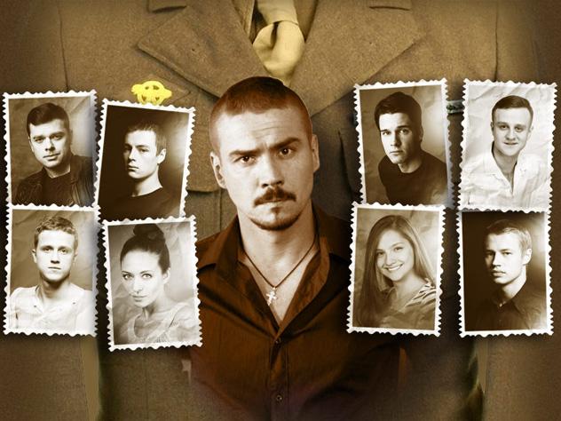 Золотой состав сериала «Молодёжка» попадёт в военный лагерь