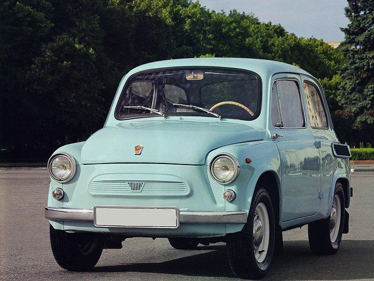 ЗАЗ-965 и другие советские автомобили, поразившие мир