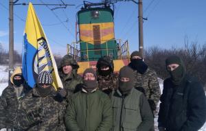 Радикалы блокады: если нас начнут снова атаковать, мы будем подрывать железнодорожные ветки