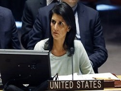 Постпред США при ООН: Америка сохранит санкции против РФ до возвращения Крыма Украине