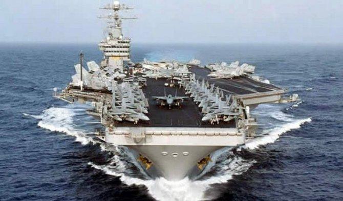 КАК «АДМИРАЛ КУЗНЕЦОВ» ПОСМЕЯЛСЯ НАД КОРАБЛЯМИ НАТО